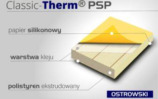 Pianka samoprzylepna PSP