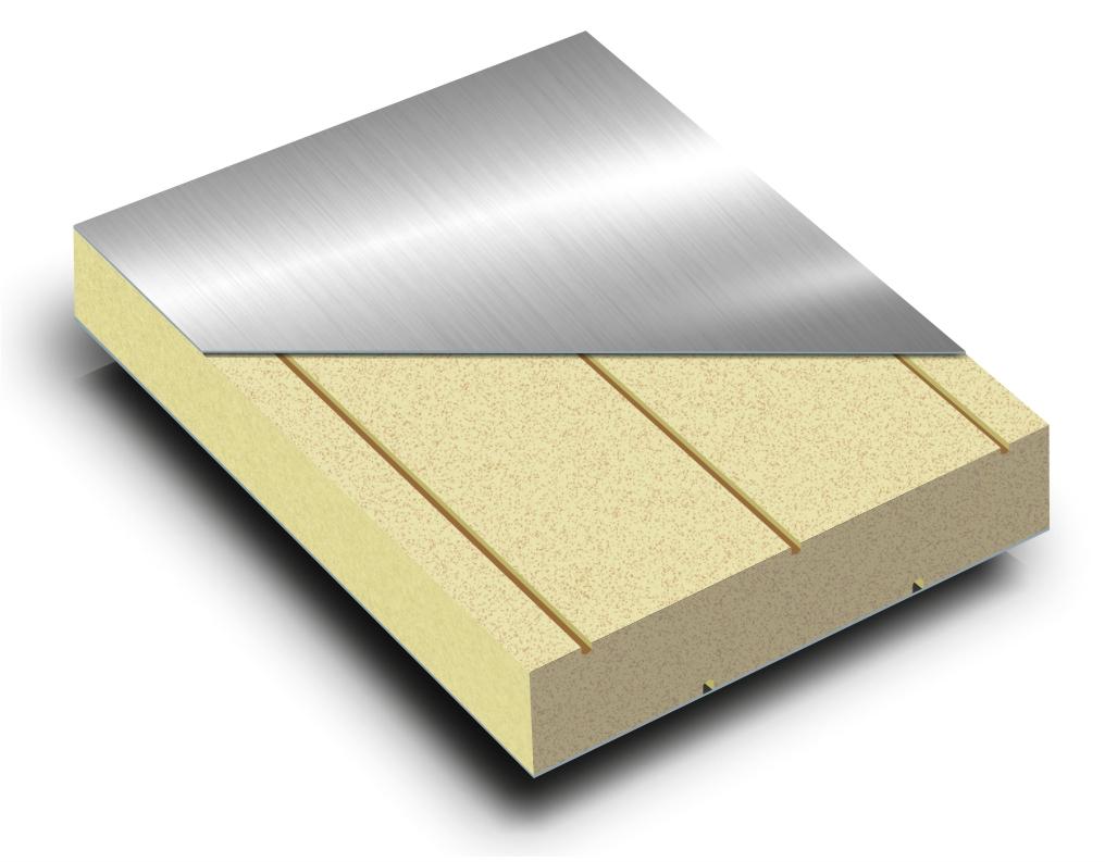 Centrale wentylacyjne klimatyzacyjne Płyty aluminiowa