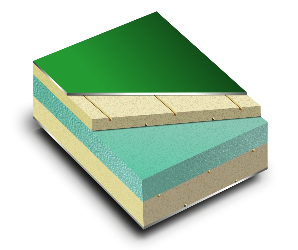 poszerzenia okienne aluminiowe płyta warstwowa