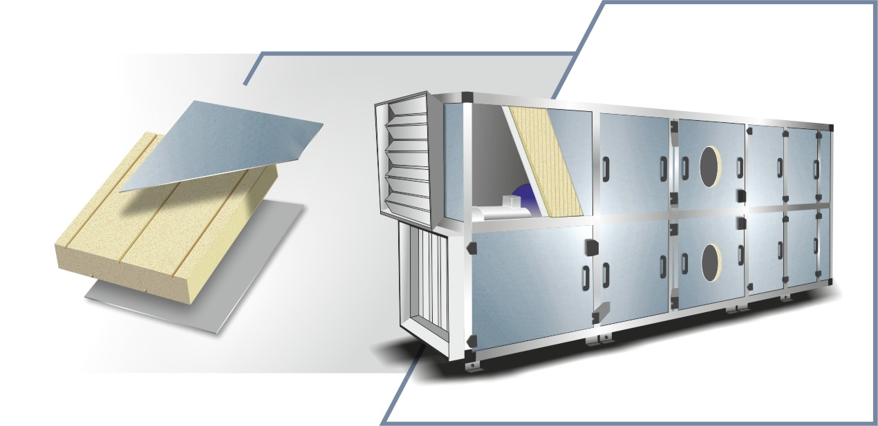 Air-handling-units-Ostrowski-Producer-of-sandwich-panels