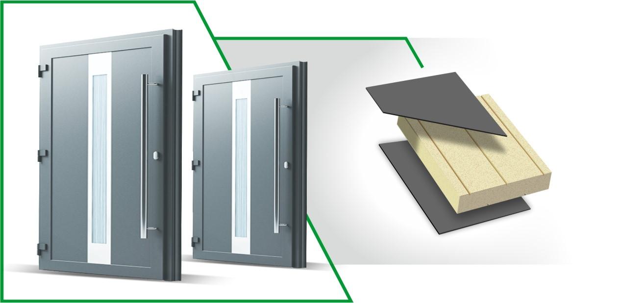 Door-panels-Ostrowski-Producer-of-sandwich-panels Door Fillings