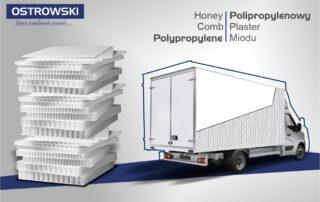 Polypropylene-Honeycomb-Sandwich-Panels-Ostrowski-Sandwich-Panels-Producer Composite Panels